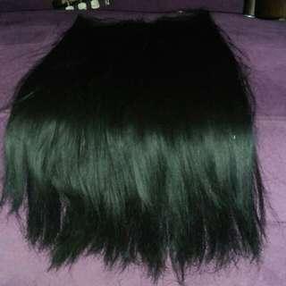 Reprice Hairclip Warna item lurus (preloved)