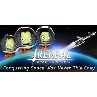 Kerbal Space Program Steam Key GLOBAL PC