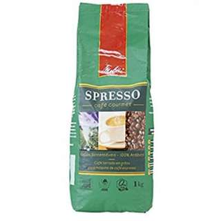 Melitta Spresso Roasted Gourmet Coffee Beans 1KG