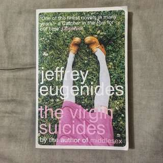 The Virgin Suicides (Jeffrey Eugenides) - 200