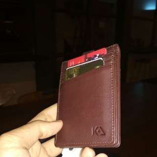 ID Card leather