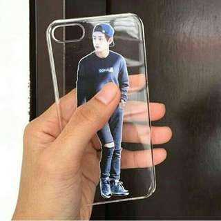 BTS Transparent Case