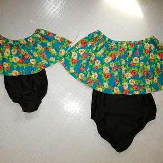 Twinning swimsuit