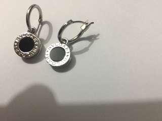 Bvlgari ( Bulgari) earrings