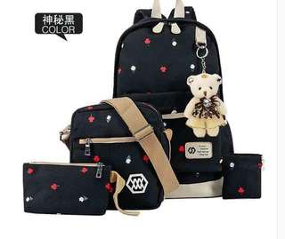4 in 1 Bear Bag