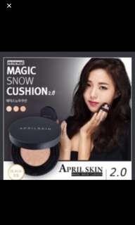 April Skin Magic Snow BB Cushion Version 2.0