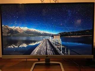 """HP 27es - 27"""" LCD Monitor"""