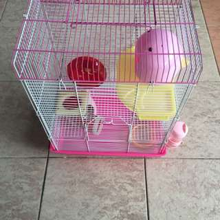 Hanster Cage