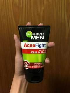 Garnier Men AcnoFight Anti-Acne [3-in-stock]