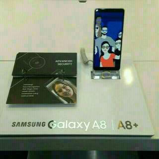Samsung Galaxy A8+ kredit proses 30 menit