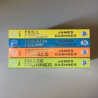 The Maze Runner Series