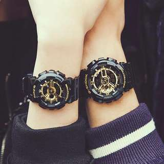 COUPLE GSHOCK WATCH