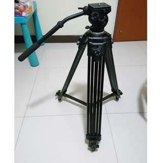 Fluidhead Video Tripod Weifeng 717