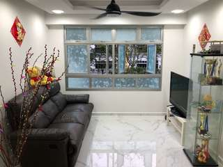 False ceiling and tiling