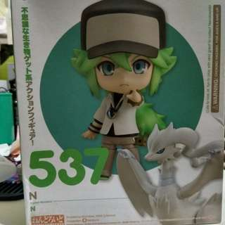 Pokemon Center N Nendoroid and Reshiram