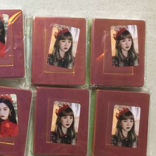 [Incoming stock] Red Velvet Wendy Perfect Velvet Photocard collection book