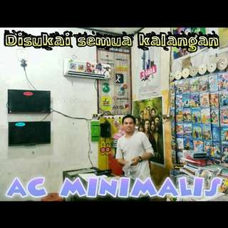 Ac Minimalis Masa Kini
