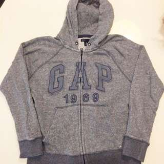 Gap Hooded Sweater [age 7-8]
