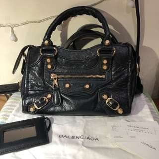 Balenciaga giant 12 city mini
