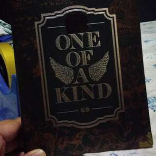 GDRAGON ONE OF A KIND album