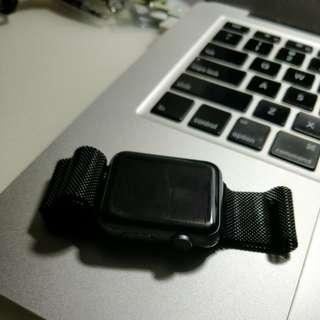 Apple watch series 1 42mm Black
