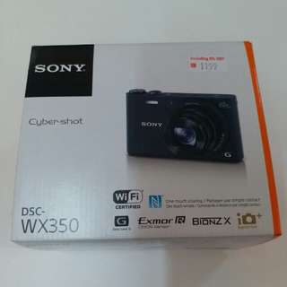 Sony DSC W350