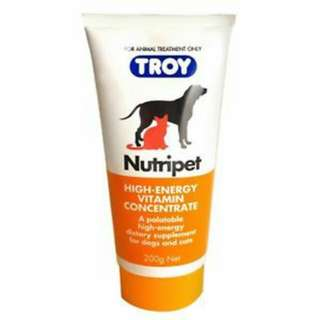 Troy Nutripet Supplement