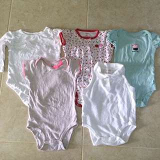 Take all onesies for 12-18mos