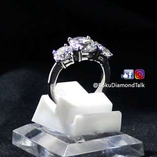 Roku Diamond Ring - Trilogy