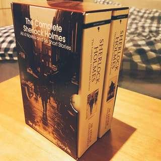 Box Set Complete 盒裝全集 Sherlock Holmes