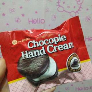 The Saem Chocopie Hand Cream Cookies & Cream (35 ml)