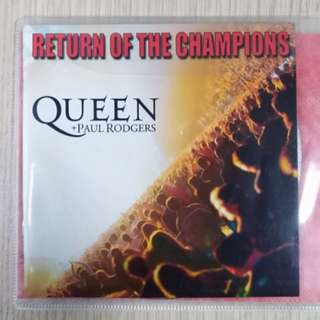 Queen with paul rogers Live 2disc