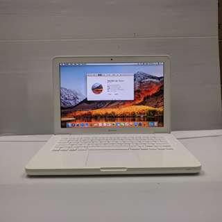 """[NVIDIA Core2Duo 4GB] Apple Macbook 7,1 13"""" 2010 Mid A1342 Core2Duo 4GB Ram 250GB HDD (With Charger/USB mouse/Case)"""