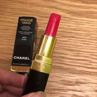 Chanel Lip stick rouge coco 462 color