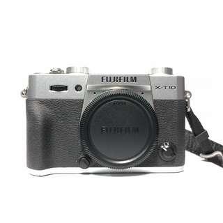 Fuji Film X-T10 Silver