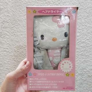 Hello kitty solid electric dryer