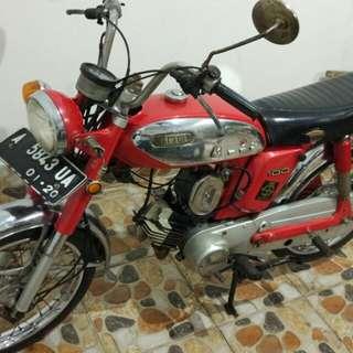 Yamaha L2G tahun 77