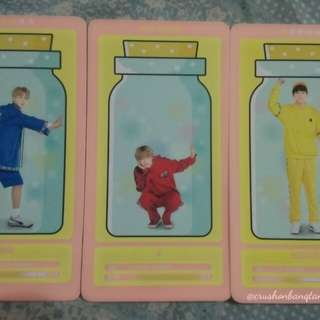 BTS 4TH MUSTER CLOUD CARDS