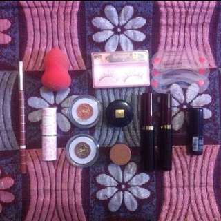 TAKE ALL MAKEUP GET 12 BARANG