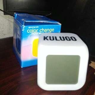 Customized LED CLOCK