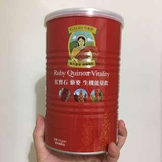 🚚 可樂穀 紅寶石藜麥生機能量飲
