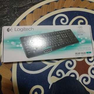 Logitech keyboard 羅技 鍵盤
