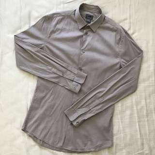 H&M Premium Cotton Button Down Polo
