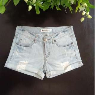 HSTYLE Jeans Sexy Ripped Shorts PHP 80 Only!