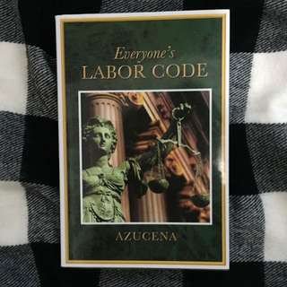 AZUCENA Everyone's Labor Code