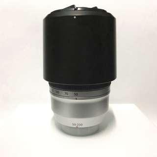 Fujinon XC 50-230mm f/4.5-6.7 OIS II (lensa tele)