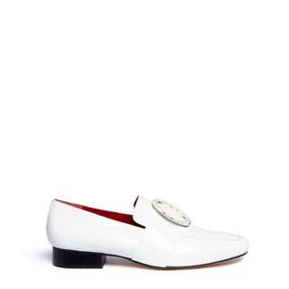Dorateymur Harput Loafers in Patent (Size 39)