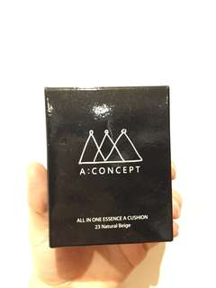 A Concept Cushion Powder