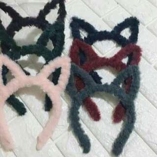Cat headbands