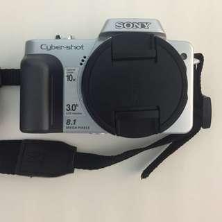 SONY Cyber-shot DSC-H10 Camera